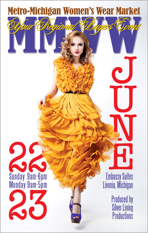 June 2014 Directory Cover for MMWWM Show in Livonia, Michigan