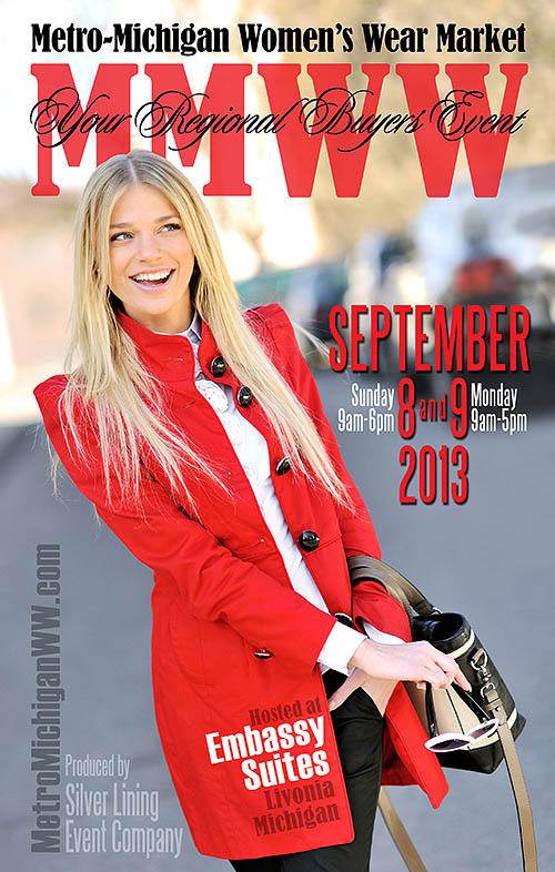 September 2013 2013 Directory Cover for MMWWM Show in Livonia, Michigan