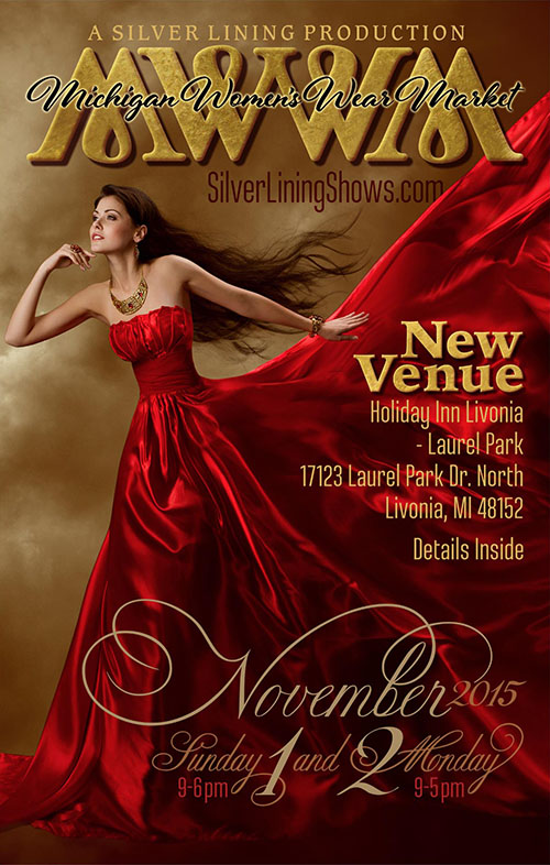 Michigan Women's Wear Market, November 1 & 2, 2015 Livonia