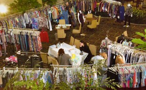 Retail Buyers see the apparel and accessories from major clothing lines at each show